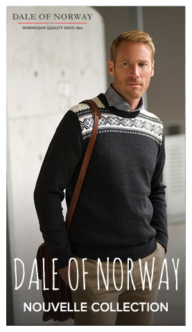 Nouvelle collection Dale Of Norway