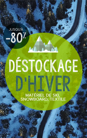 Découvrez la destockage d'hiver Snowleader !