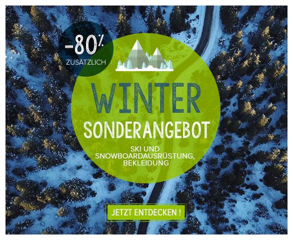 Winter Sonderangebot
