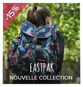 Nouvelle collection Eastpak -15% !