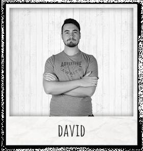 David chargé de projets SEO