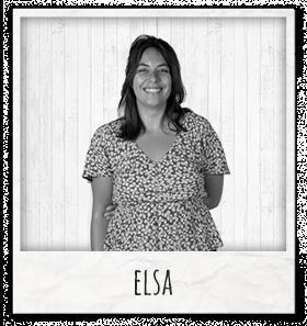 Elsa conseillère clientèle UK