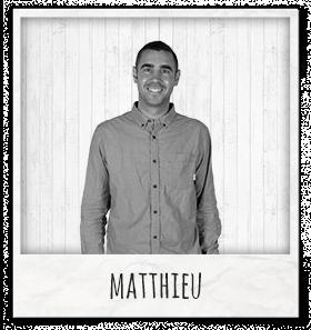 Matthieu conseiller clientèle