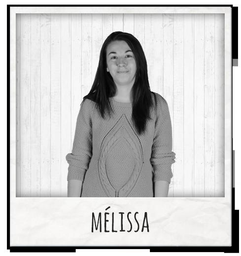 Melissa Assistante Administrative