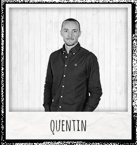 Quentin Directeur Administratif et financier