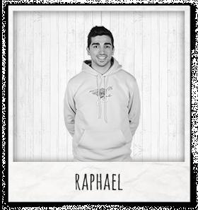 Raphael conseiller clientèle DE