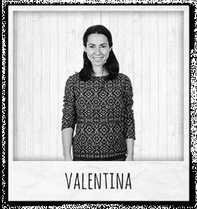 Valentina traductrice italienne