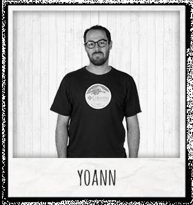 Yoann responsable atelier ski
