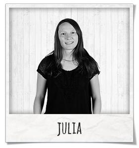 Julia responsable des opérations