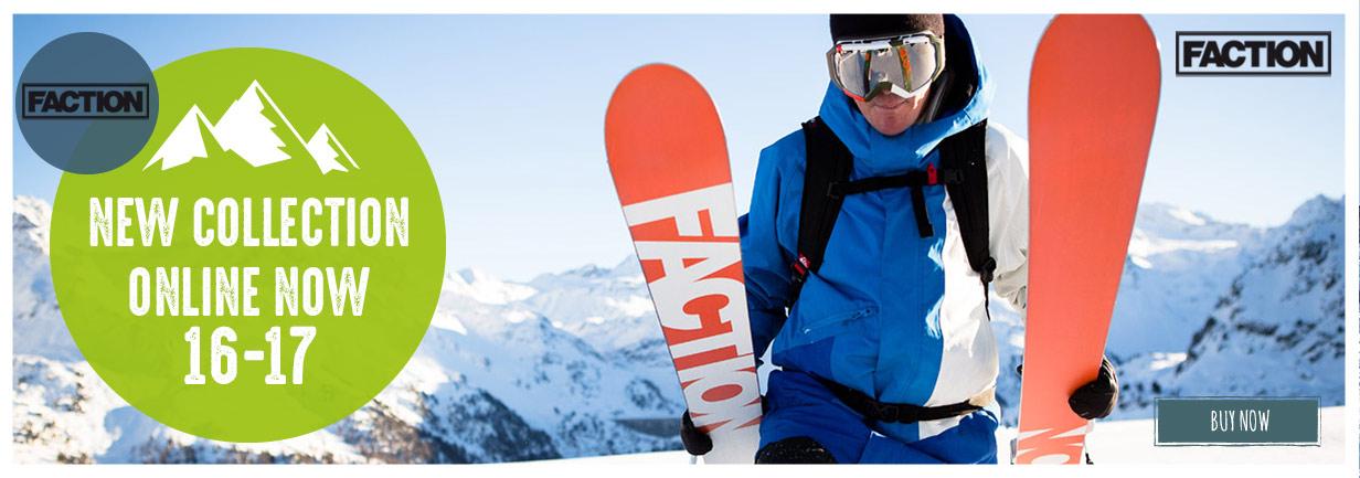 2016/17 Faction Skis