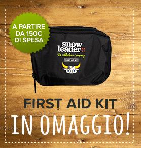 First Kit AId in omaggio a partire da 150€ di spesa !