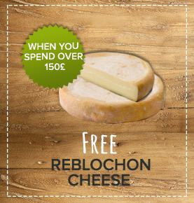 Free Reblochon