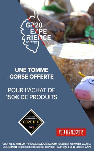 Un fromage corse offert !