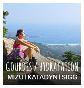 Gourdes / Hydratation