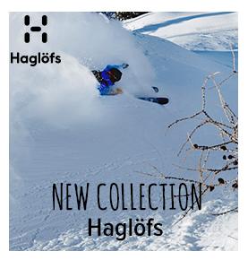 Haglofs new collection
