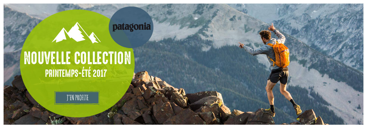 Patagonia - Nouvelle collection 2017
