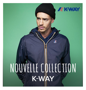 Nouvelle collection k-way !