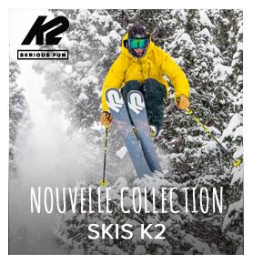 Nouvelle collection K2