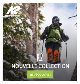 Nouvelle collection K2 !