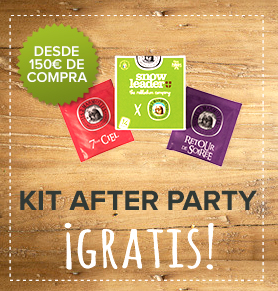 Kit After Party gratis desde 150€ de compra