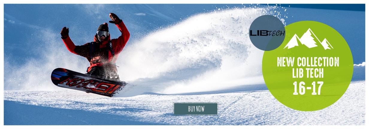 Lib Tech Snowboards In Stock