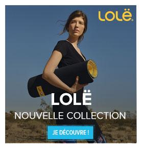 Découvrez la nouvelle collection Lolë !
