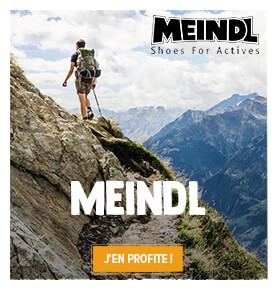 Découvrez la collection Meindl!