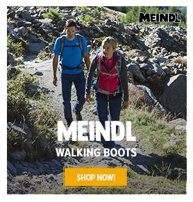 Come discover the brand Meindl : Walking boots !