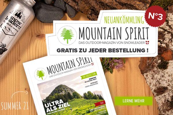 Mountain Spirit das outdoor Magazin von Snowleader!
