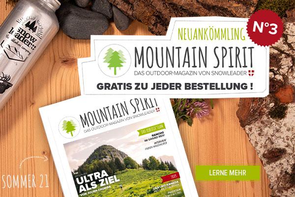 Mountain Spirit: Das Outdoor-Magazin von Snowleader