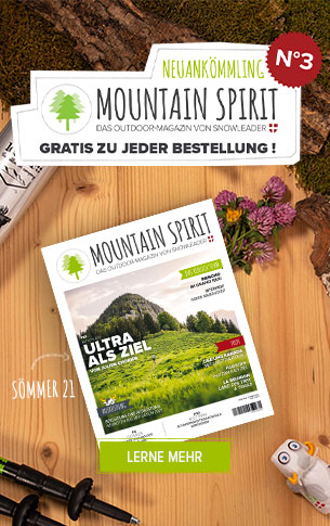 Mountain Spirit das outdoor Magazin von Snowleader!