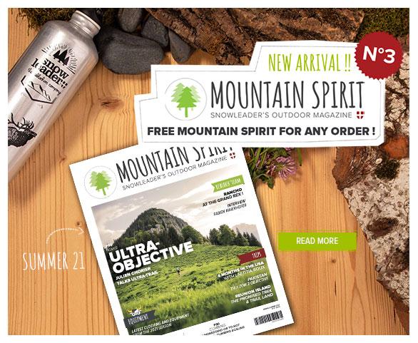 Mountain Spirit : Snowleader's Outdoor Magazine