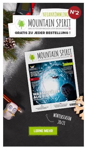 Mountain Spirit n°2 : Das Outdoor-Magazin vos Snowleader !