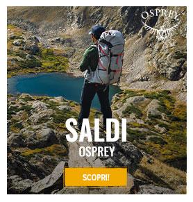 Saldi sopra Osprey : fino a -50% !