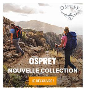 Découvrez la nouvelle collection Osprey Printemps 2018!
