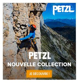 Découvrez la nouvelle collection Petzl Printemps 2018!