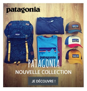 Nouvelle collection Patagonia !