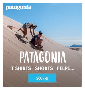 Scopri Patagonia: T-shirts, Shorts, Felpe…