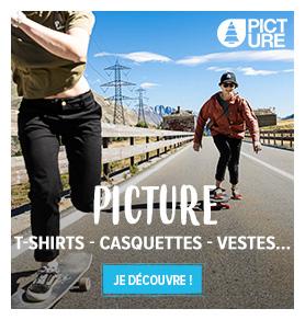 Découvrez les produits de la marque Picture : T-shirts, Shorts, Sweats…