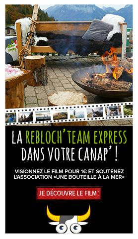 La Rebloch'Team débarque chez vous! Découvrez le dernier film de nos ambassadeurs pour 1€ et soutenez l'association Une bouteille à la mer.