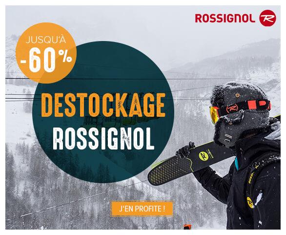 Découvrez le destockage Rossignol !