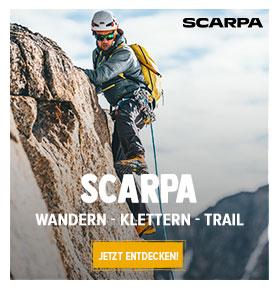 Entdecken Scarpa : Wander, Trail, Klettern !
