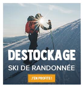 Profitez du destockage Snowleader sur le ski de rando !
