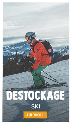 Profitez du destockage Snowleader sur le Ski !