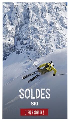 Soldes ski