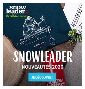 Découvrez la collection Eté 2020 Snowleader !