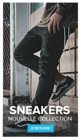 La nouvelle collection sneakers Snowleader !