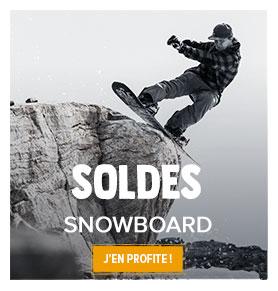 Profitez des soldes Snowleader sur le Snowboard !