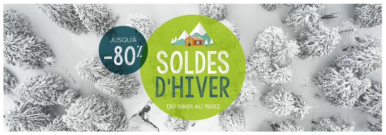 Les Soldes Snowleader !