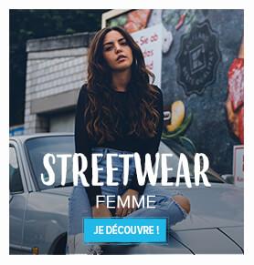 Découvrez tous nos produits streetwear femme !